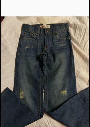 NEW -Levi 511 Slim Jeans size 6 Boy's 👦 for Sale in Renton, WA