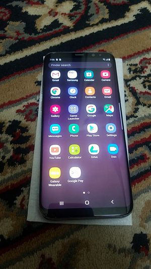 Samsung galaxy s8 plus for Sale in Denver, CO