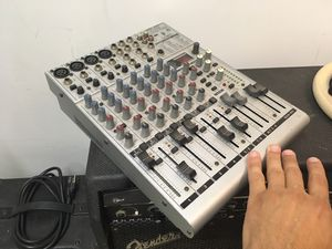 Behringer 8 channel Mixer for Sale in Baldwin Park, CA
