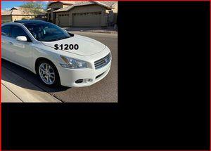 Price$12OO 2OO9 Nissan Maxima for Sale in Billings, MT