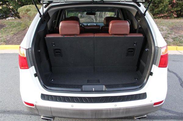 2012 Hyundai Veracruz