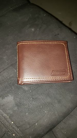 Dickies leather wallet for Sale in Hannibal, MO