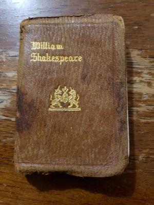 William Shakespeare book for Sale in Rancho Dominguez, CA