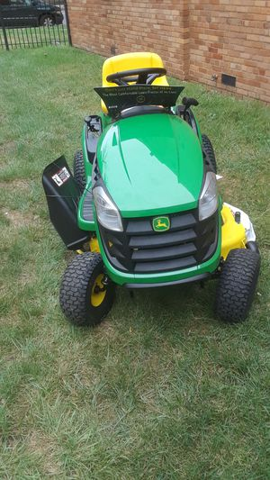 John Deere ride on lawn mower for Sale in Washington, DC