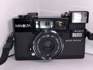 Minolta hi matic AF - 2 film camera 35mm for Sale in Silver Spring, MD