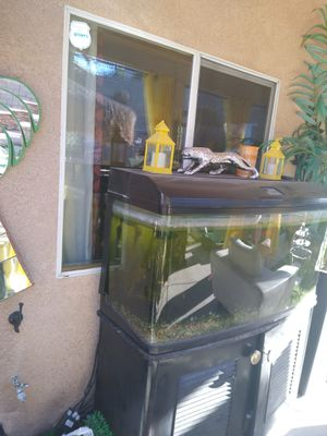 Fish tank for Sale in Moreno Valley, CA