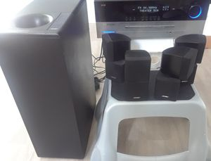 Bose Lifestile X Series ii Acoustimass for Sale in Tampa, FL