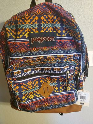 New Jansport Backpack for Sale in El Paso, TX