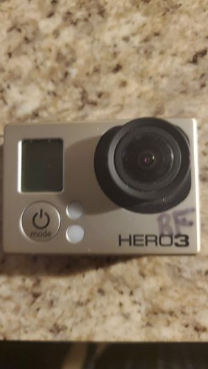 Go pro hero 3 for Sale in Queens, NY