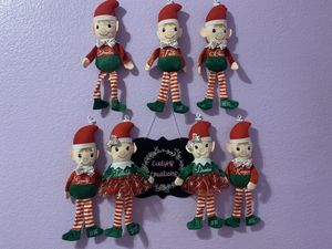 Custom Christmas elf's for Sale in Hemet, CA
