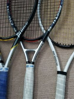 Tennis rackets for Sale in Reston,  VA