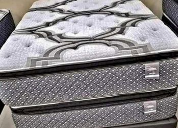 High End MATTRESS Brand NEW and in Factory Plastic for Sale in Oklahoma City,  OK