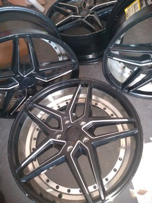 """18"""" Rosso Reactive Rims for Sale in Winter Springs, FL"""