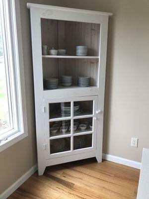 Corner Hutch for Sale in Fort Wayne, IN