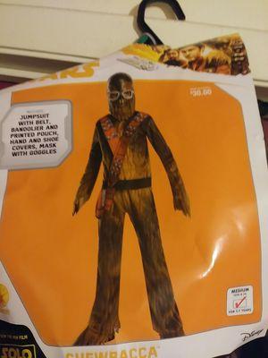 Kids Medium Chewbacca Costume Halloween for Sale in Coral Springs, FL