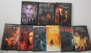 Horror Movies, DVD for Sale in Millbrae, CA