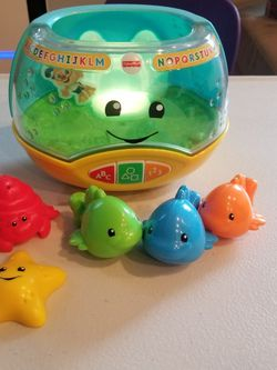Fisher Price Laugh And Learn Fishbowl for Sale in San Jose,  CA
