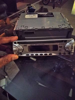JVC CD Receiver, model #kd-s6350 for Sale in La Vergne, TN