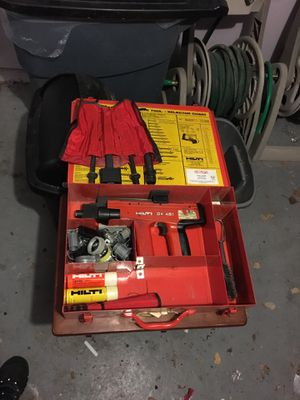 Hilti DX 451 power actuated tool for Sale in Salt Lake City, UT