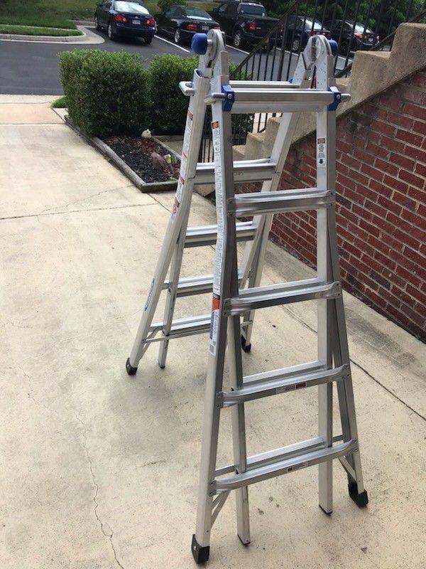 21' Werner ladder model MT-22