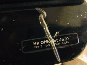 HP officejet 4630—-4 in 1 printer for Sale in Rancho Cucamonga, CA