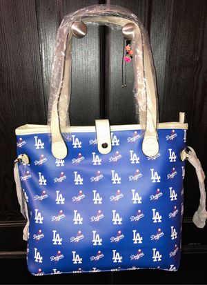 MLB Patterned Tote 👜 Los Angeles Dodgers for Sale in Bellflower, CA