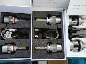 LED HEADLIGHTS HIPER WHITE 8000 LUM for Sale in Anaheim,  CA