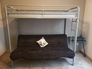 Bunk bed and futon for Sale in Houston, TX