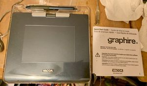 Wacom tablet for drawing for Sale in St. Petersburg, FL