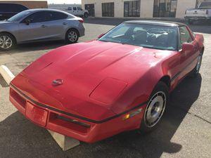1985 Chevrolet Corvette for Sale in Las Vegas, NV