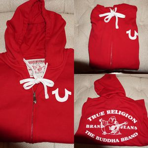 True religion hoodie Sz Small for Sale in Gaithersburg, MD