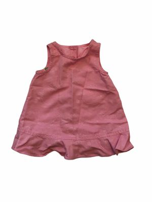 Faded Glory Baby Girl Size 12m Pink Sleeveless Dress for Sale in Glen Ridge, NJ