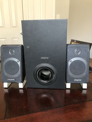 Creative speakers and subwoofer for Sale in Cornelius, NC