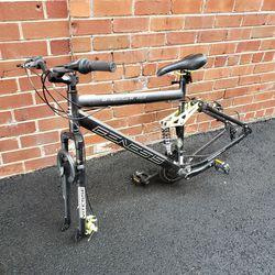 "Genesis 29"" Incline Men's Mountain Bike Frame, Black/Yellow for Sale in Washington,  DC"