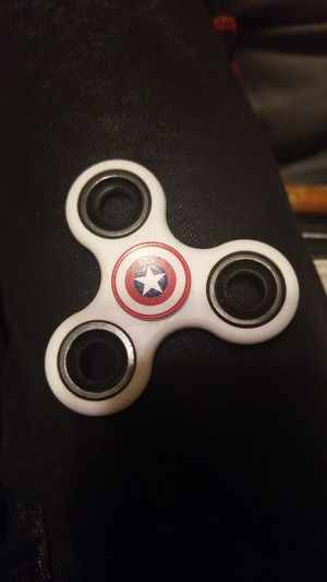 Captain America fidget spinner for Sale in Sacramento, CA