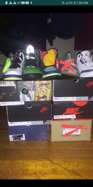 Air jordan 1,air jordan 5,jordan 3 for Sale in Lynn, MA
