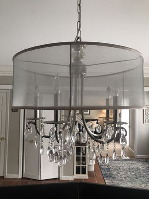 Silver Chandelier for Sale in Bolingbrook, IL