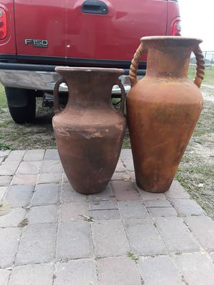 Flowers pots for Sale in Haines City, FL