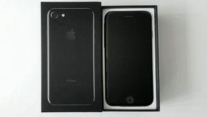 Unlocke Apple iPhone 7 128gb Jet Black New for Sale in Orlando, FL