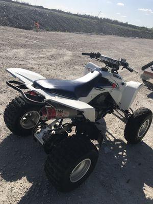 Street legal Atv quad 4 wheeler bike motorcycle dual sport Suzuki ltz400 quadsport for Sale in Hialeah, FL