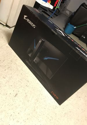 Aorus tactical gaming monitor (cv27f) curve 27 inch for Sale in Lowell, MA