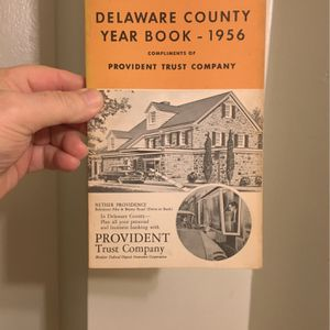 Delaware County yearbook 1956 for Sale in Media, PA