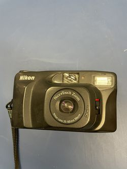 Nikon nicetouch zoom film camera for Sale in Portland,  OR