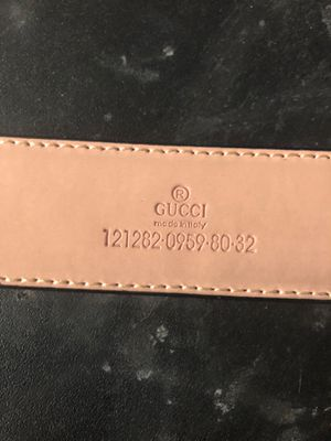 Gucci belt for Sale in McKees Rocks, PA