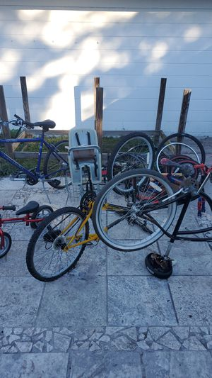Full Bikes and Bike parts. for Sale in Tampa, FL