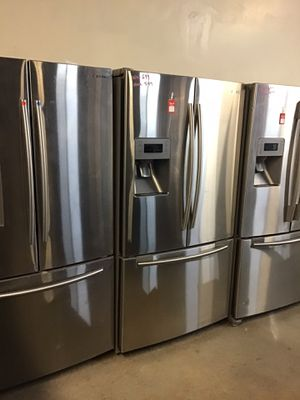 Samsung Stainless Steel French Door Refrigerator's For Sale for Sale in Columbus, OH