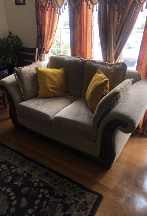 Sofa love seat couch futon for Sale in Oakland, CA