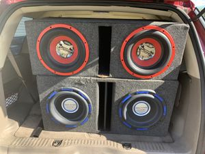 4 twelves 2 amp n battery for Sale in Buffalo, NY