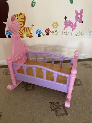 Bed for dolls for Sale in Staten Island, NY