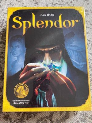 Splendor Board Card Game for Sale in Arlington, TX